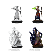D&D Nolzur's Marvelous Miniatures - Female Human Warlock (6 Units)