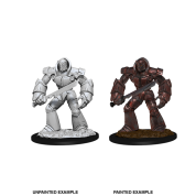 D&D Nolzur's Marvelous Miniatures - Iron Golem (6 Units)