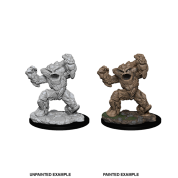 D&D Nolzur's Marvelous Miniatures - Earth Elemental (6 Units)