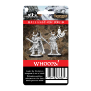 Pathfinder Battles/WizKids Deep Cuts Miniatures Wave 10 – Retailer Reorder Cards