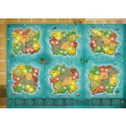 Heroes of Land, Air & Sea: Oversized Neoprene Play Mat