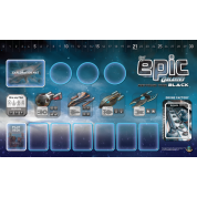 Tiny Epic Galaxies Beyond the Black Game Mat