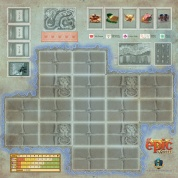 Tiny Epic Quest Game Mat