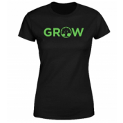 Magic The Gathering - Grow Women's T-Shirt - Black - L