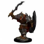 D&D Icons of the Realms Premium Figures: Dragonborn Male Fighter (6 Units)