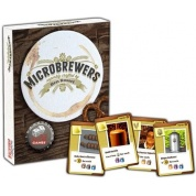 Microbrewers: The Brewcrafters Travel Card Game - EN