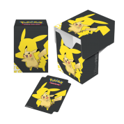 UP - Full View Deck Box - Pikachu 2019