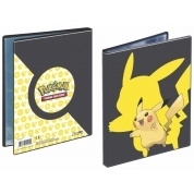 UP - 4-Pocket Portfolio - Pikachu 2019
