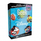 Geek Out! Disney - EN