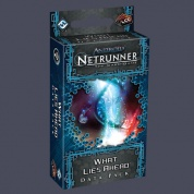 FFG - Android Netrunner LCG: What Lies Ahead Data Pack- EN