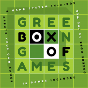Green Box of Games - EN/DE/FR