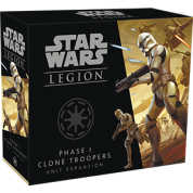 FFG - Star Wars Legion: Phase I Clone Troopers Unit Expansion - EN