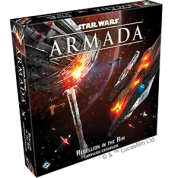 FFG - Star Wars: Armada - Rebellion in the Rim - EN