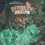 Zombicide: Green Horde No Rest for the Wicked - EN