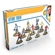 Star Trek Adventures - 32mm Miniatures, Original Series Landing Party - EN