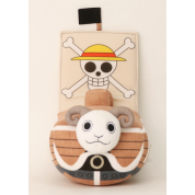 One Piece - Ship Going Merry Plush Figure 25cm