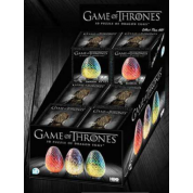 4D Cityscape - Game of Thrones Dragon Eggs Singles