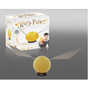 "4D Cityscape - 3"" Harry Potter Snitch Spherical Puzzle"