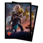 UP - Standard Deck Protectors - Magic: The Gathering M20 V1 (100 Sleeves)