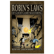 Robin's Laws of Good Gamer Mastering - EN
