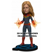 Avengers: Endgame - Head Knocker - Captain Marvel 20cm