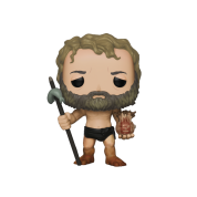Funko POP! Cast Away - Chuck w/ Wilson Vinyl Figure 10cm