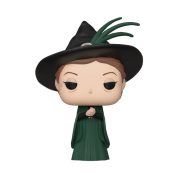 Funko POP! Harry Potter - Minerva McGonagall (Yule) Vinyl Figure 10cm