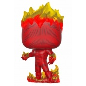 Funko POP! Marvel 80th - First Appearance Human Torch Vinyl Figure 10cm