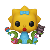 Funko POP! Simpsons - Alien Maggie Vinyl Figure 10cm