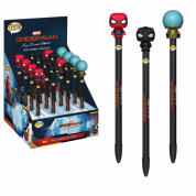 Funko POP! Homewares - Spider-Man: Far From Home Pen Topper (CDU 16 Pieces)