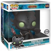 Funko POP! Toothless How To Train Your Dragon 25 cm Vinyl Figure