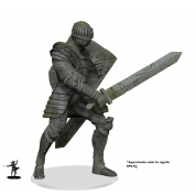 D&D Icons of the Realms Miniatures: Walking Statue of Waterdeep - The Honorable Knight - EN