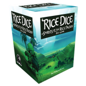 Rice Dice: A Spirits of the Rice Paddy Dice Game - EN