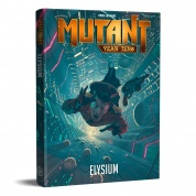 Mutant: Year Zero - Elysium RPG - EN