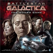 FFG - Battlestar Galactica - The Board Game Core Set - EN