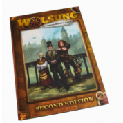 Wolsung Steampunk Skirmish Rulebook 2nd Edition