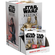 FFG - Star Wars: Destiny - Spark of Hope Booster Display (36 Packs) - EN