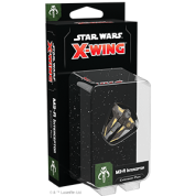 FFG - Star Wars X-Wing: M3-A Interceptor Expansion Pack - EN