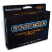Starfinder Rules Reference Cards Deck - EN