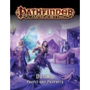 Pathfinder Campaign Setting: Druma: Profit and Prophecy - EN