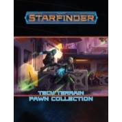 Starfinder Pawns: Tech Terrain Pawn Collection - EN