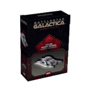 Battlestar Galactica Starship Battles - Spaceship Pack: Cylon Heavy Raider (Combat/Transport) - EN