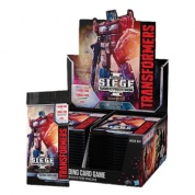 Transformers TCG - War for Cybertron Siege I Booster Display (30 Packs) - EN