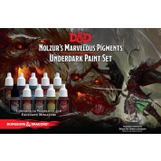 D&D Nolzur's Marvelous Pigments - Underdark Paint Set