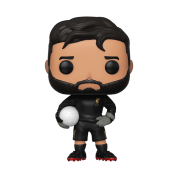 Funko POP! Liverpool - Alisson Becker Vinyl Figure 10cm