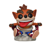 Funko POP! POP Games: Crash Bandicoot S3 - Crash Vinyl Figure 10cm