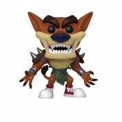 Funko POP! POP Games: Crash Bandicoot S3 - Tiny Tiger Vinyl Figure 10cm