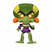 Funko POP! POP Games: Crash Bandicoot S3 - Nitros Oxide Vinyl Figure 10cm