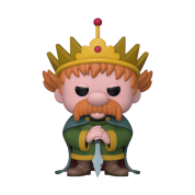 Funko POP! Disenchantment - King Zog Vinyl Figure 10cm