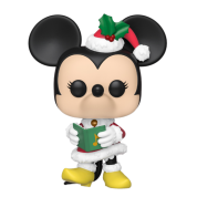 Funko POP! Holiday - Minnie Vinyl Figure 10cm